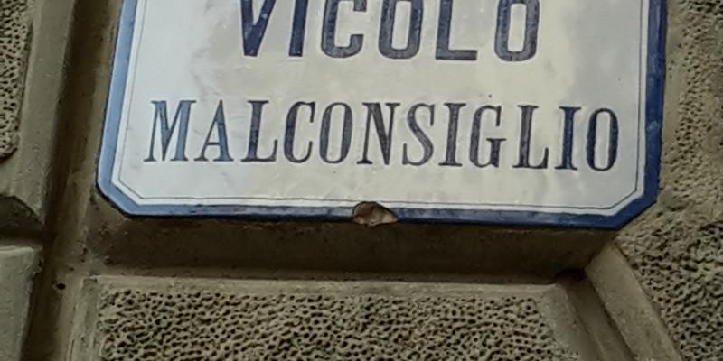 Vicolo Malconsiglio