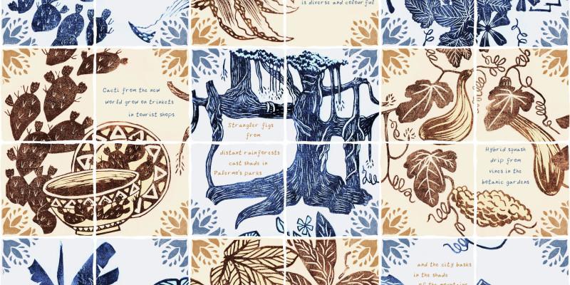 Holly McKelvey - Palermo Tiles - EN