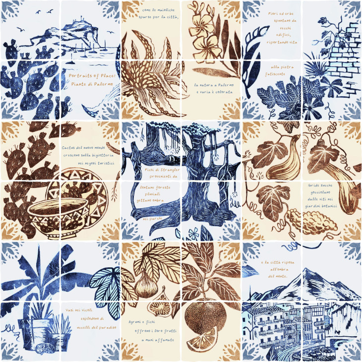 Holly McKelvey - Palermo Tiles - IT