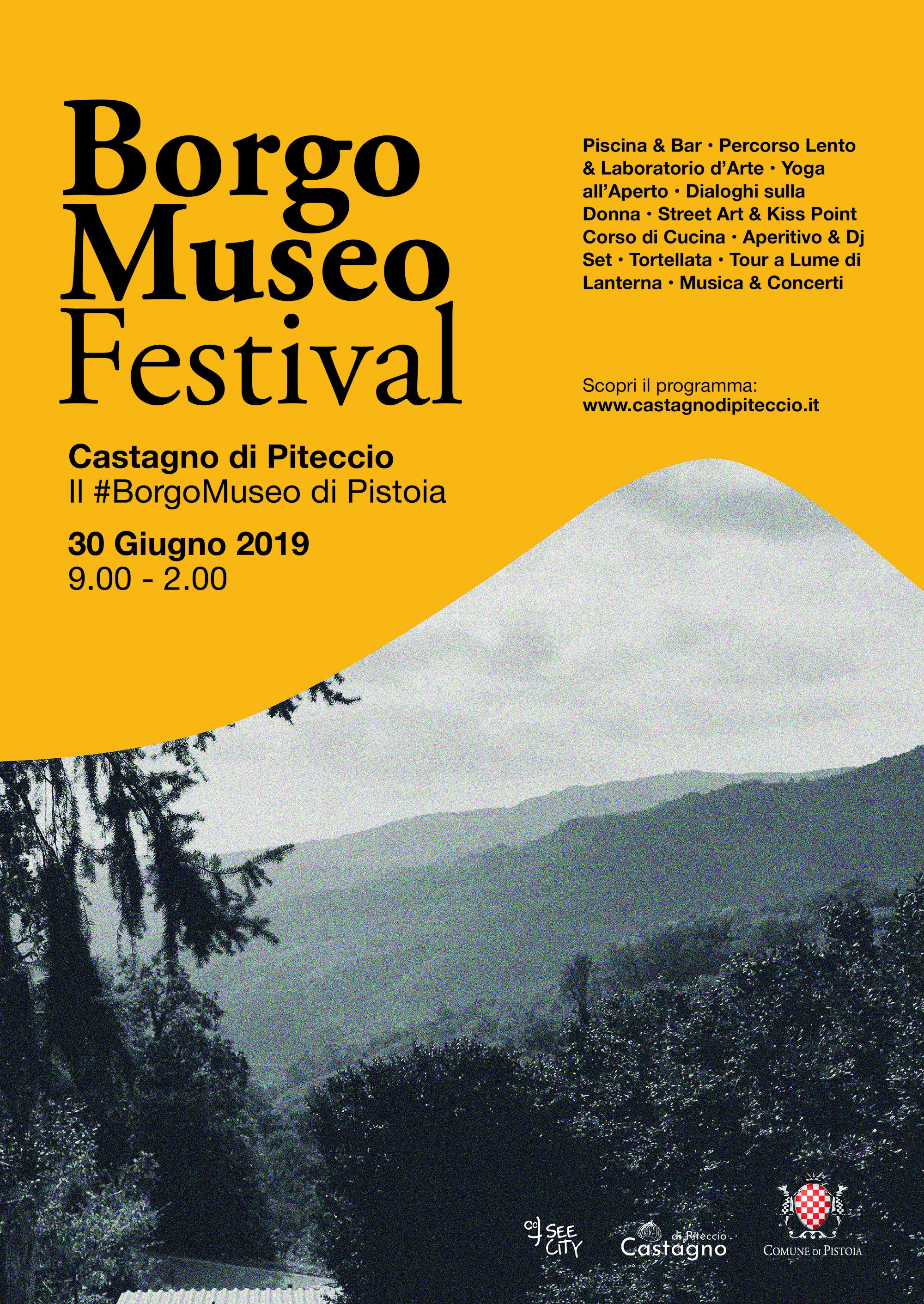 Borgo Museo Festival 2019 LOCANDINA