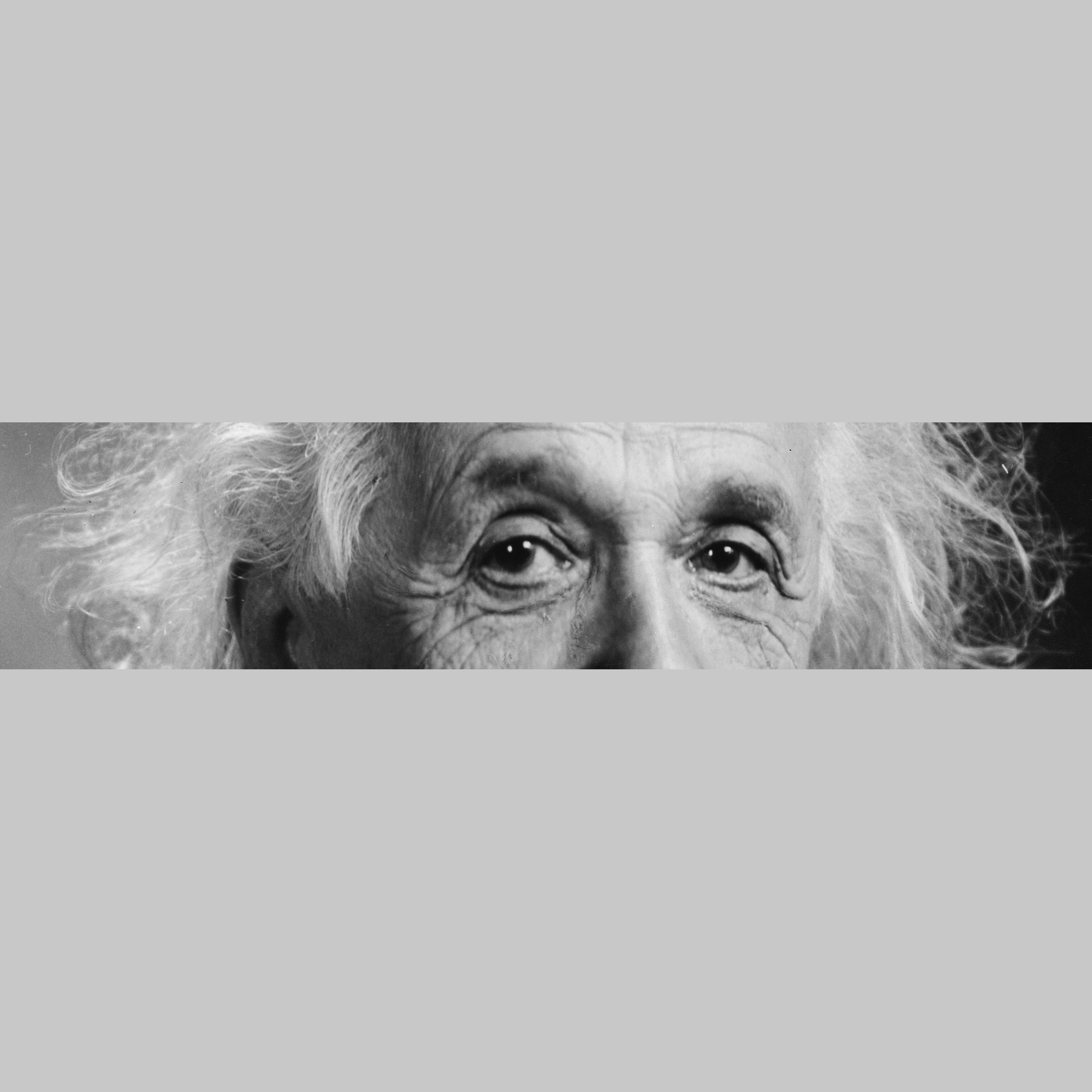 Image created with a detail of a photograph by Orren Jack Turner, Princeton, N.J. Modified with Photoshop by PM_Poon and later by Dantadd. Source: https://it.wikipedia.org/wiki/Albert_Einstein#/media/File:Albert_Einstein_Head.jpg